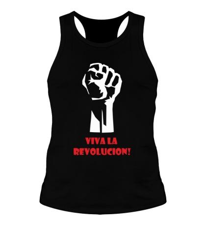 Мужская борцовка Viva La Revolucion