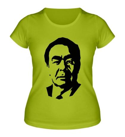 Женская футболка Леонид Брежнев