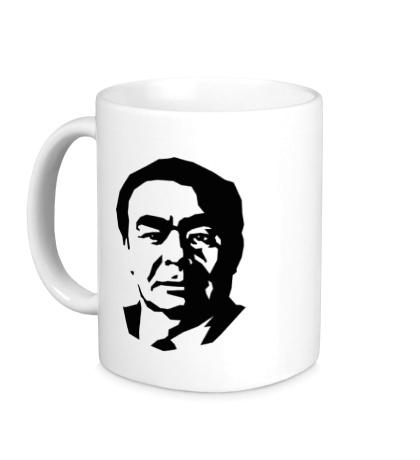 Керамическая кружка Леонид Брежнев
