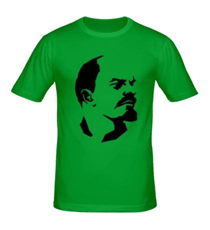 Мужская футболка Владимир Ленин