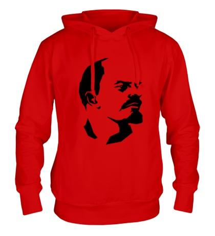 Толстовка с капюшоном Владимир Ленин
