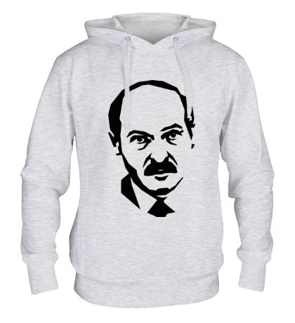 Толстовка с капюшоном Александр Лукашенко