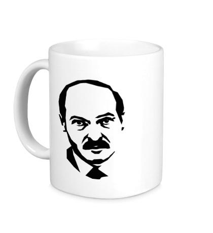 Керамическая кружка Александр Лукашенко