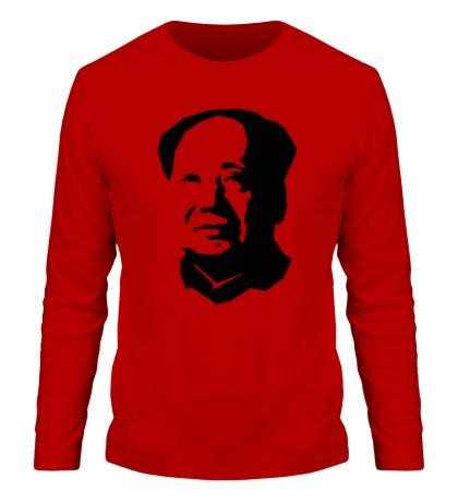 Мужской лонгслив Мао Дзе Дун