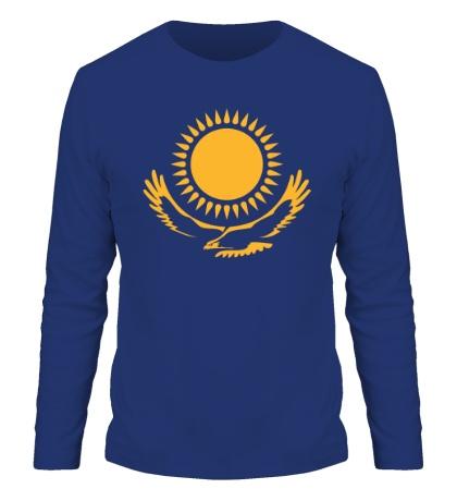 Мужской лонгслив Символ Казахстана