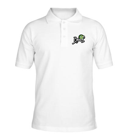 Рубашка поло Brazil Football 2014