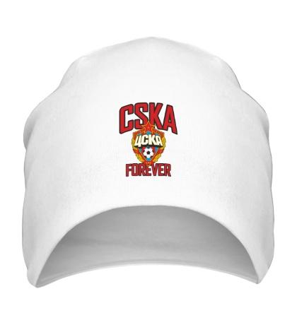 Шапка FC CSKA Forever