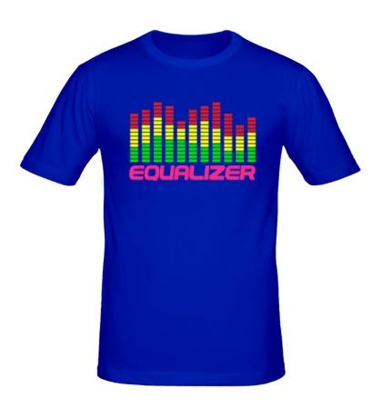 Мужская футболка Equalizer