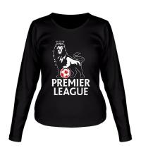 Женский лонгслив Premier League
