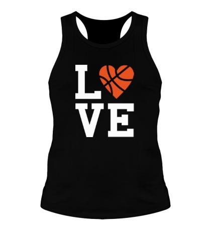 Мужская борцовка Basketball Love