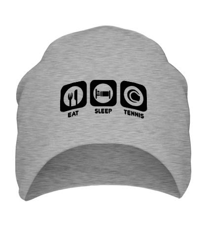 Шапка Eat Sleep Tennis