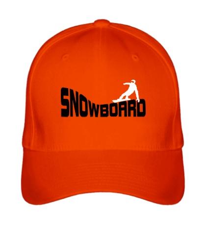 Бейсболка Snowboard