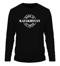 Мужской лонгслив Made in Kazakhstan