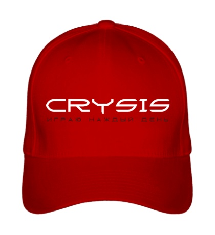 Бейсболка Crysis Every Day