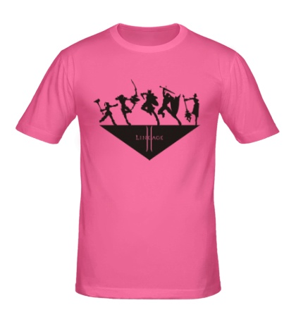 Мужская футболка Lineage class