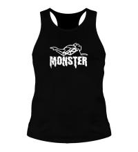 Мужская борцовка Moto Monster