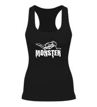 Женская борцовка Moto Monster