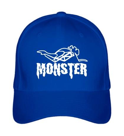 Бейсболка Moto Monster