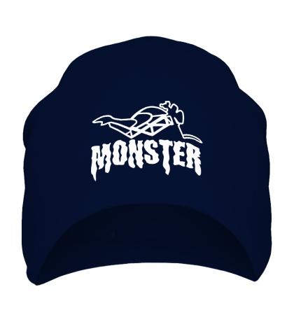 Шапка Moto Monster