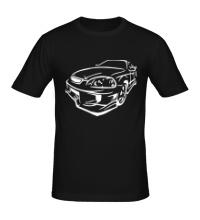 Мужская футболка Honda Civic