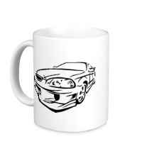 Керамическая кружка Honda Civic