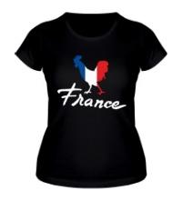 Женская футболка France