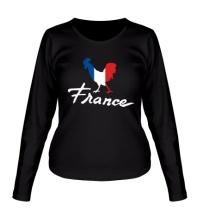 Женский лонгслив France