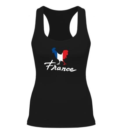 Женская борцовка France