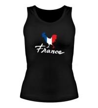 Женская майка France