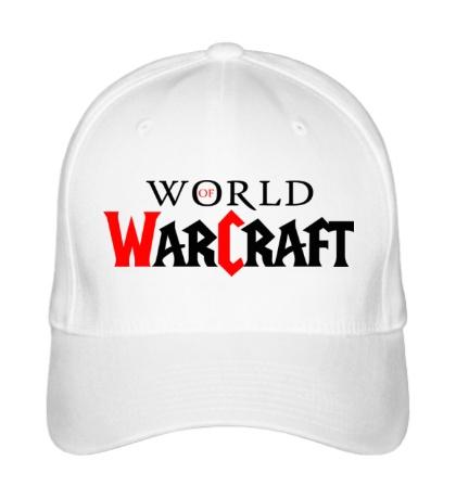 Бейсболка WoW Logo