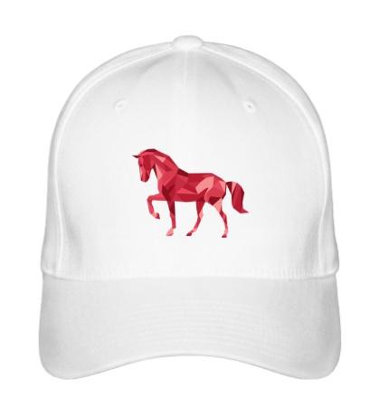 Бейсболка Абстрактный конь