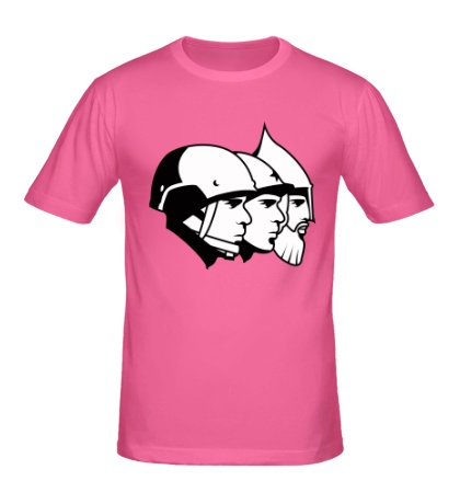 Мужская футболка Помни предков своих