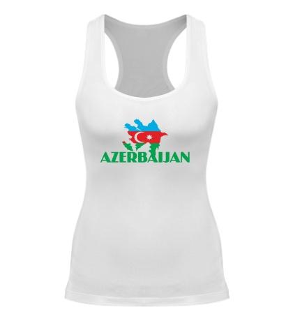 Женская борцовка Azerbaijan