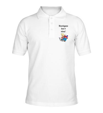 Рубашка поло Карлсон хулиган