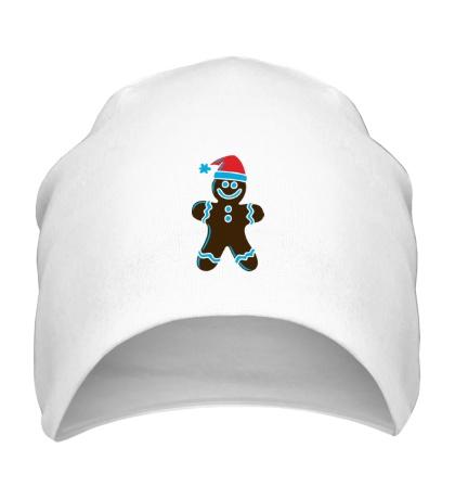 Шапка Рождественская печенька