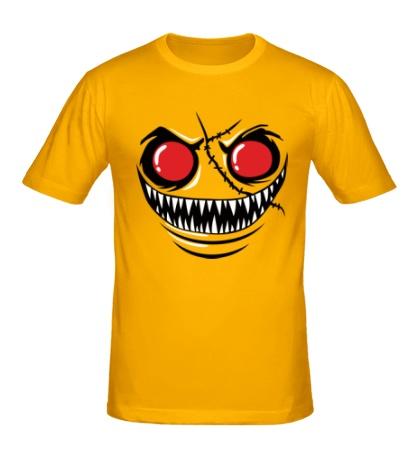 Мужская футболка «Страшилка»
