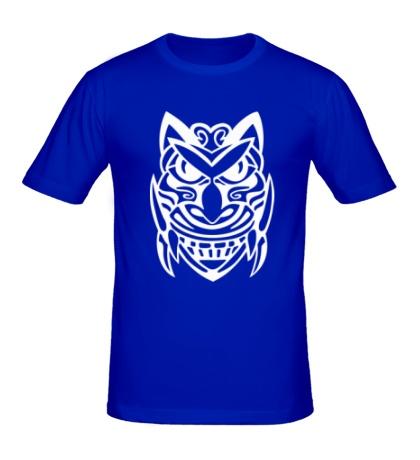 Мужская футболка Злой дух