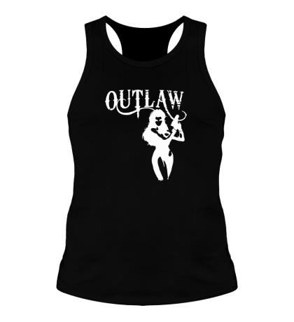 Мужская борцовка Outlaw