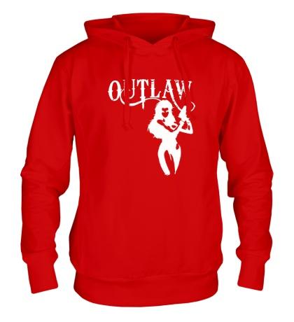 Толстовка с капюшоном Outlaw