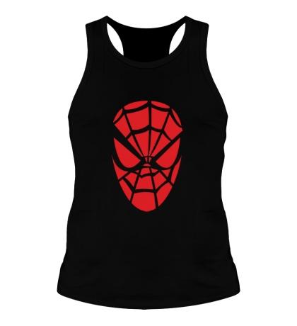 Мужская борцовка Маска Человека-паука