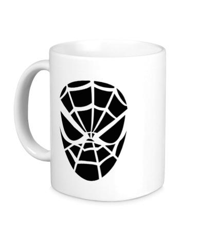 Керамическая кружка Маска Человека-паука