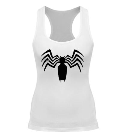 Женская борцовка Символ Человека-паука
