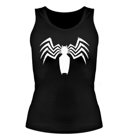 Женская майка Символ Человека-паука