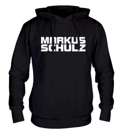 Толстовка с капюшоном Markus Schulz