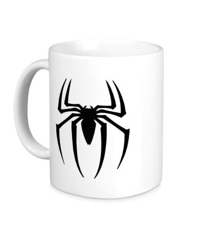 Керамическая кружка Человек-паук