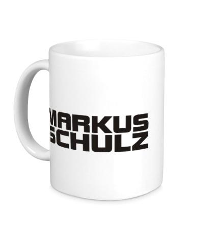 Керамическая кружка Markus Schulz