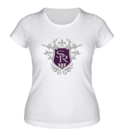 Женская футболка Saints Row: The Third