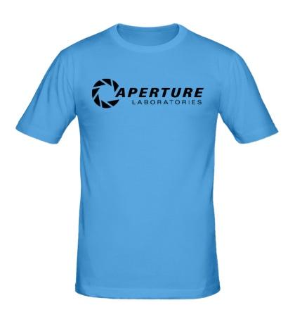 Мужская футболка Aperture Laboratories