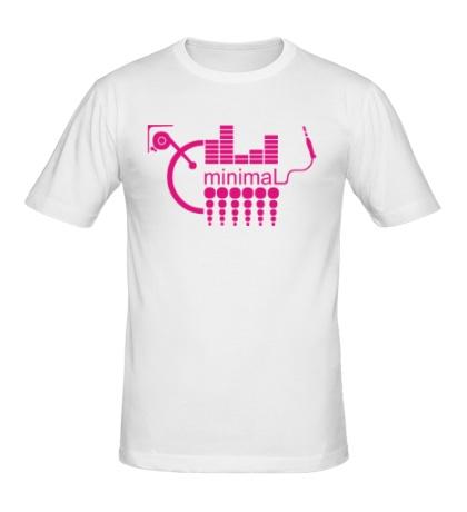 Мужская футболка Minimal Equalizer