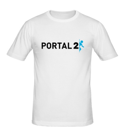 Мужская футболка «Portal 2»